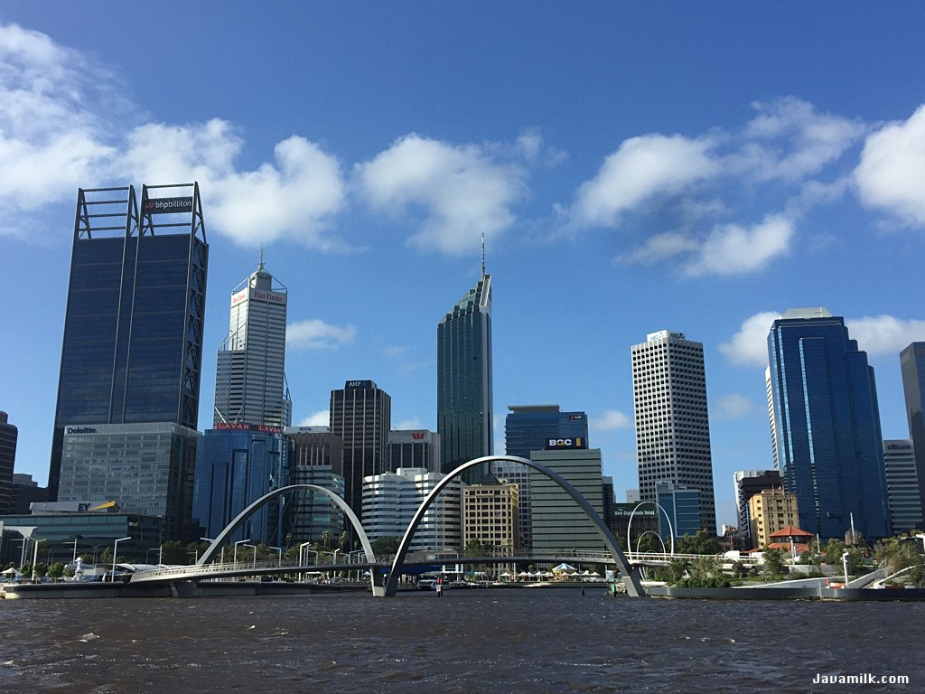 Perth CBD Area