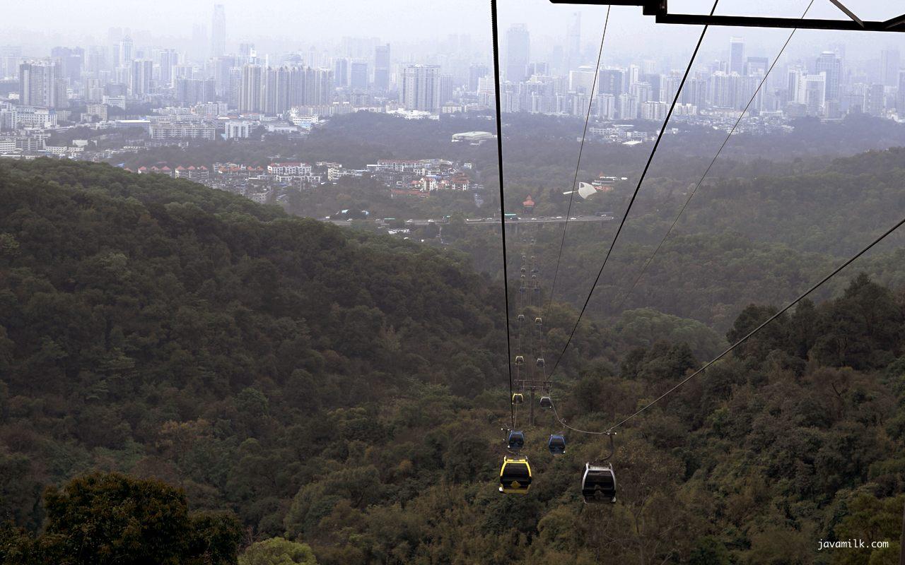 Baiyun Cableway