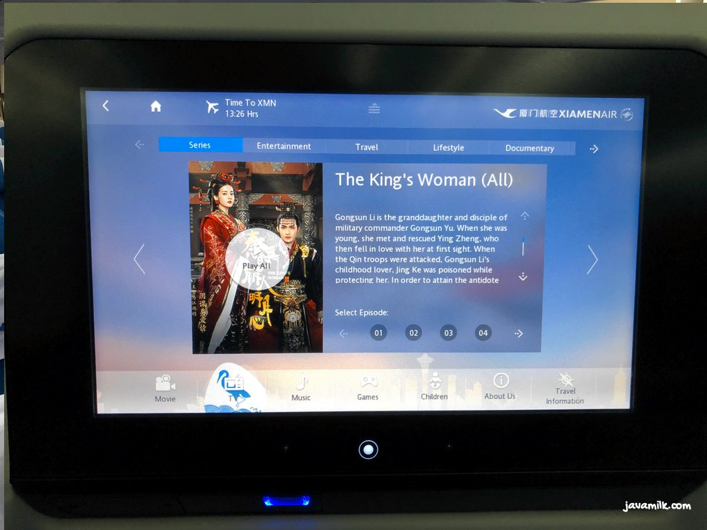 In-flight Entertainment