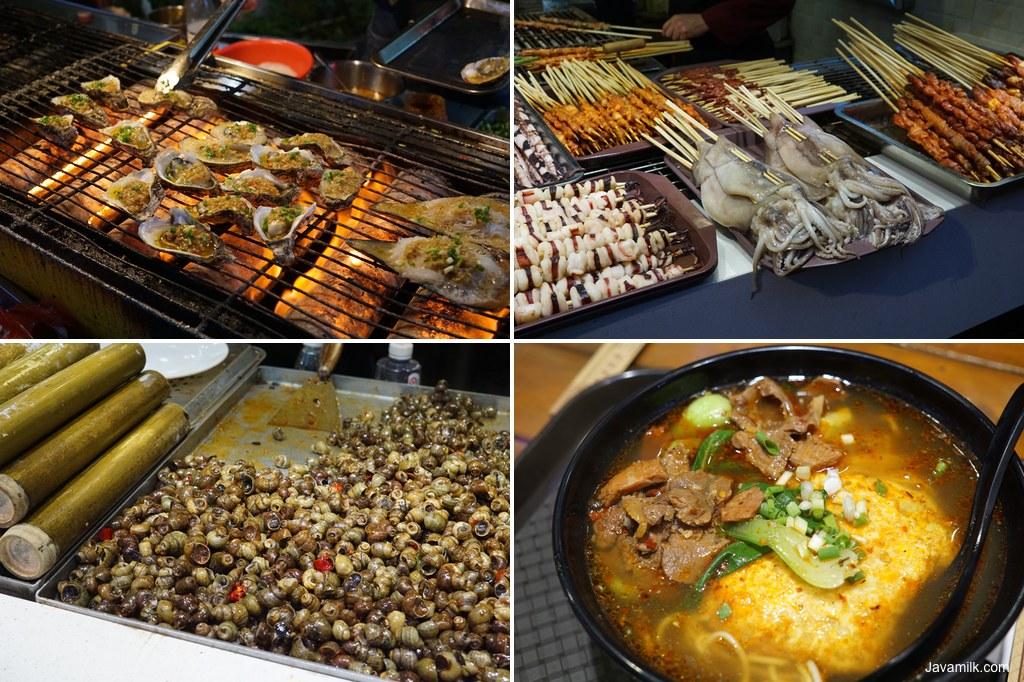 Street Food - enak-enak!