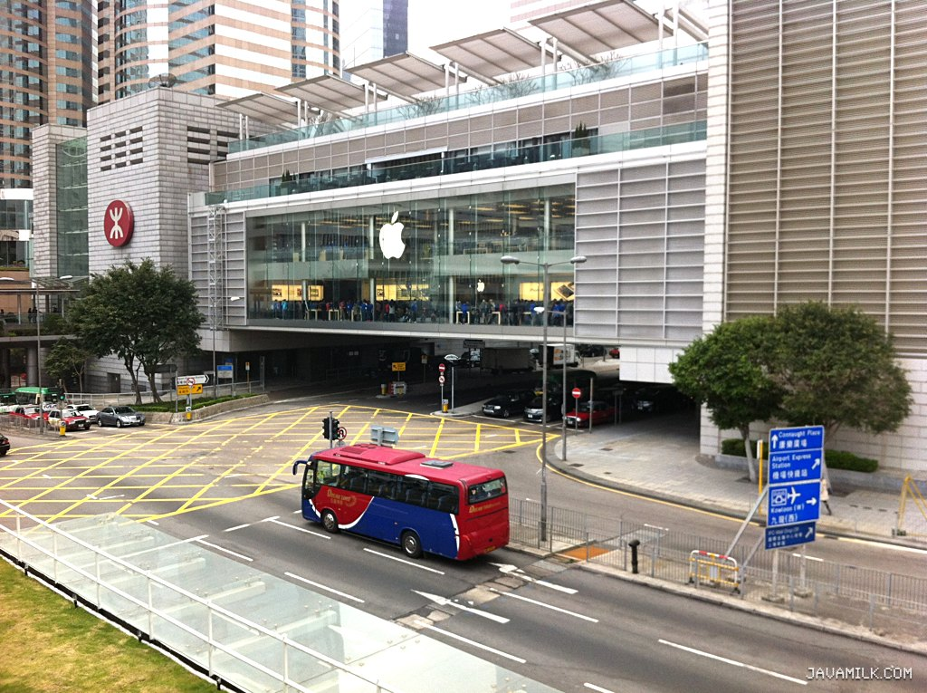 Apple Store IFC Mall