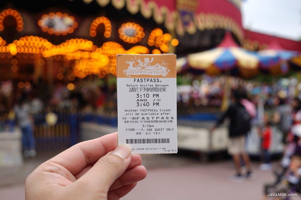 Tiket FastPass