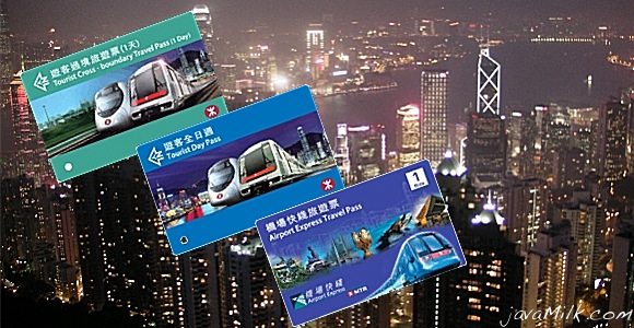 Hong Kong MTR Tourist Pass