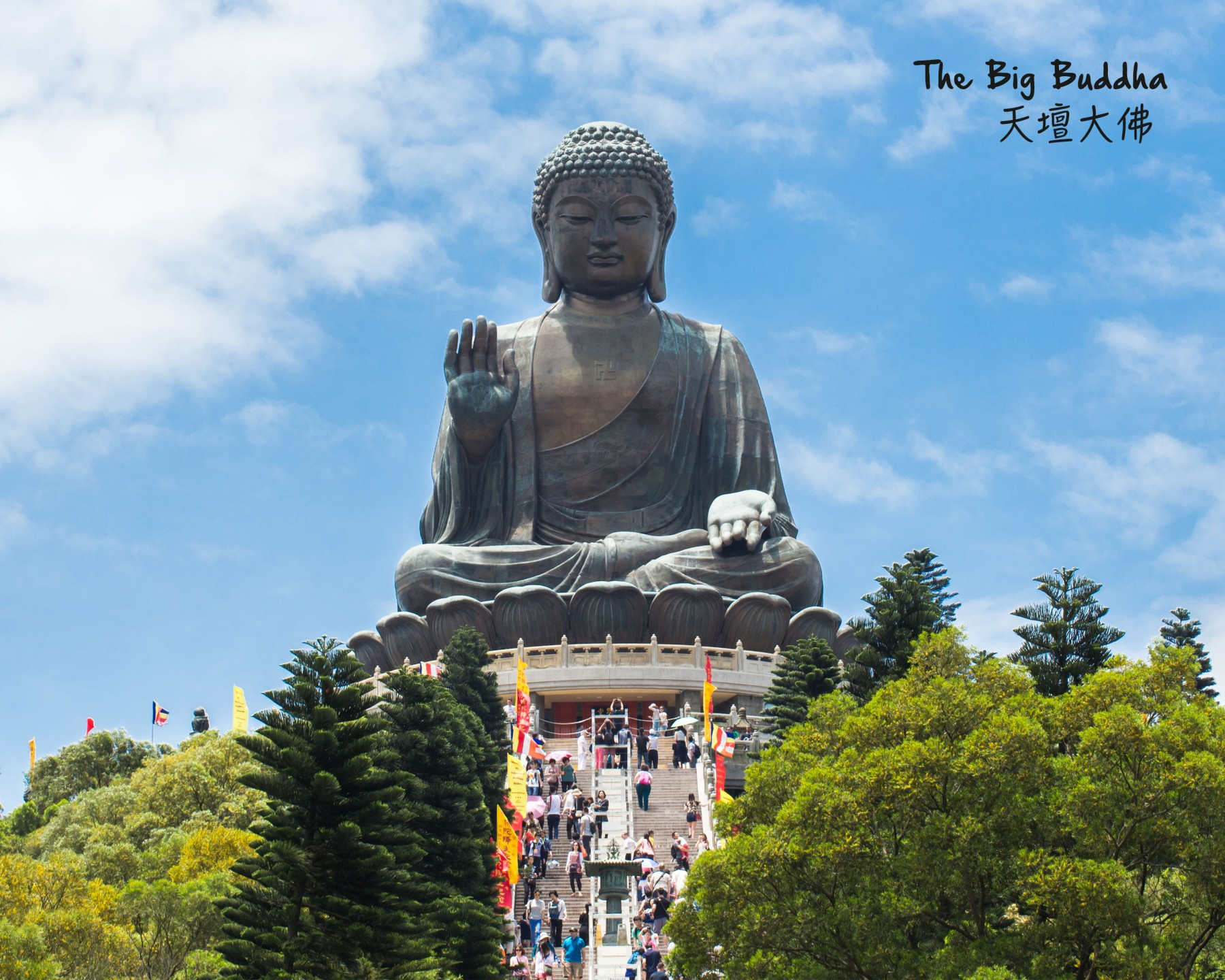 Giant Buddha, sumber foto Ngongping Official