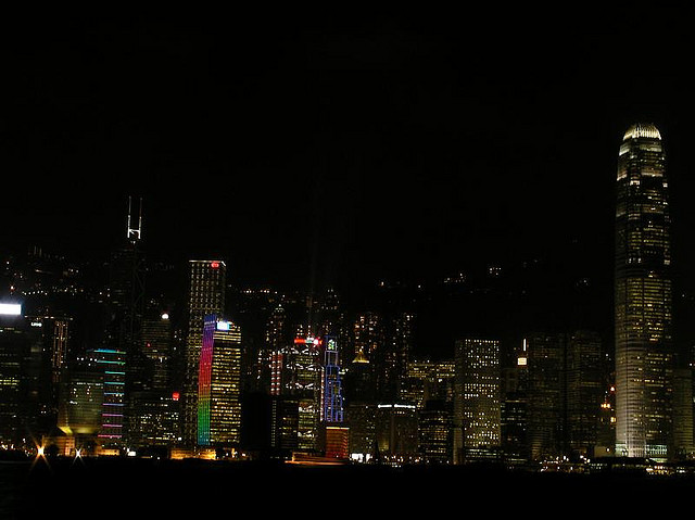 Hongkong Symphony of Light