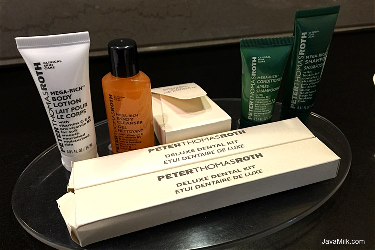 Thomas Roth amenities