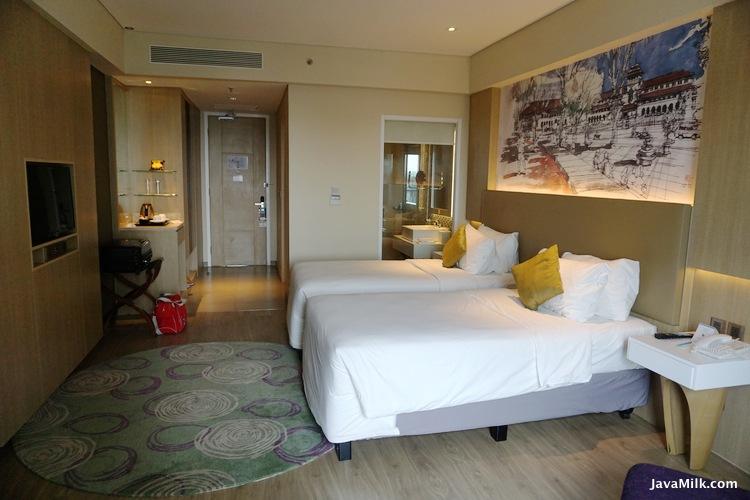 Mercure bandung setiabudi hotel review for Dekor kamar hotel di bandung