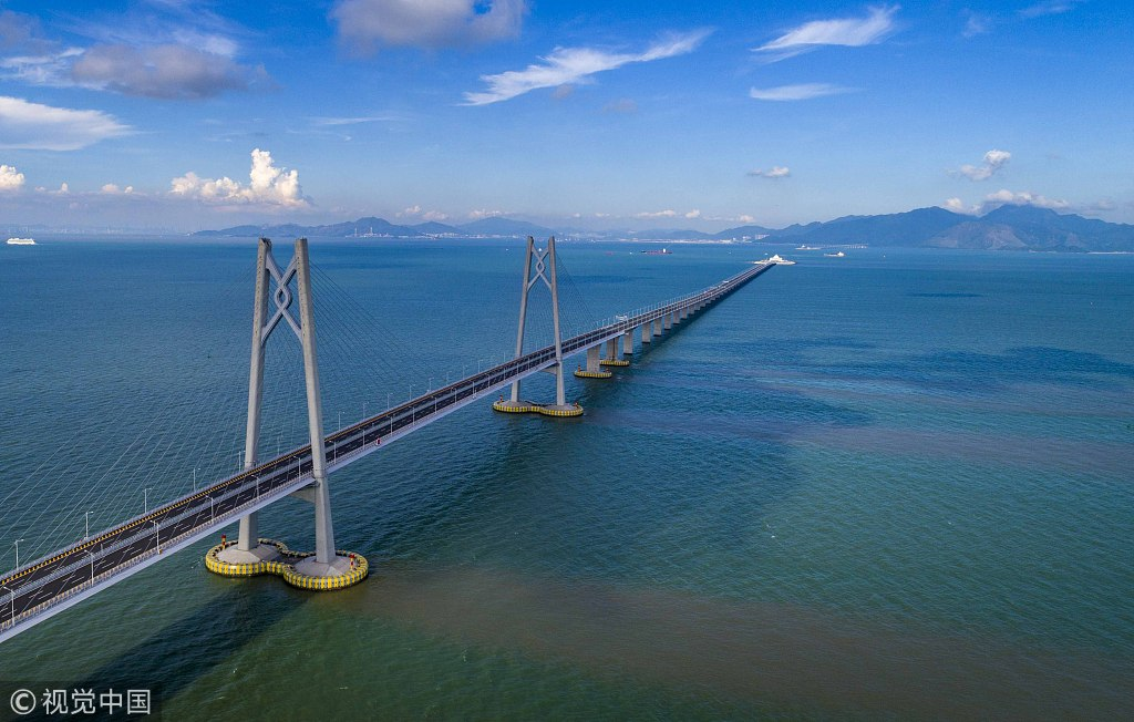 Longest Bridge, Sumber foto China Daily