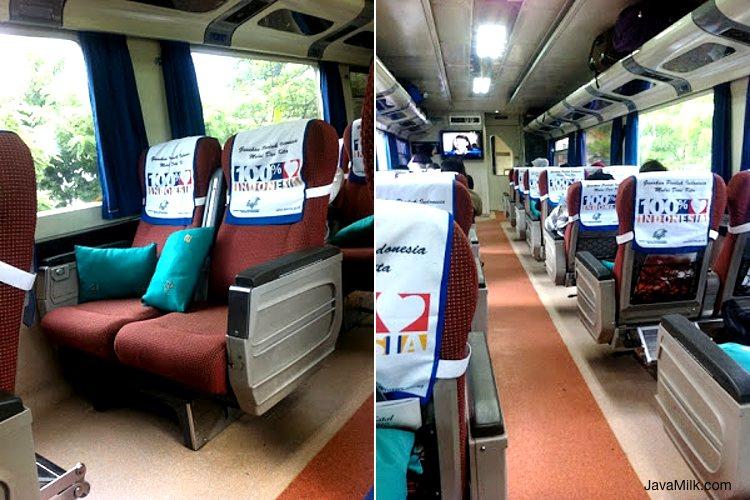 Jakarta To Bandung By Train