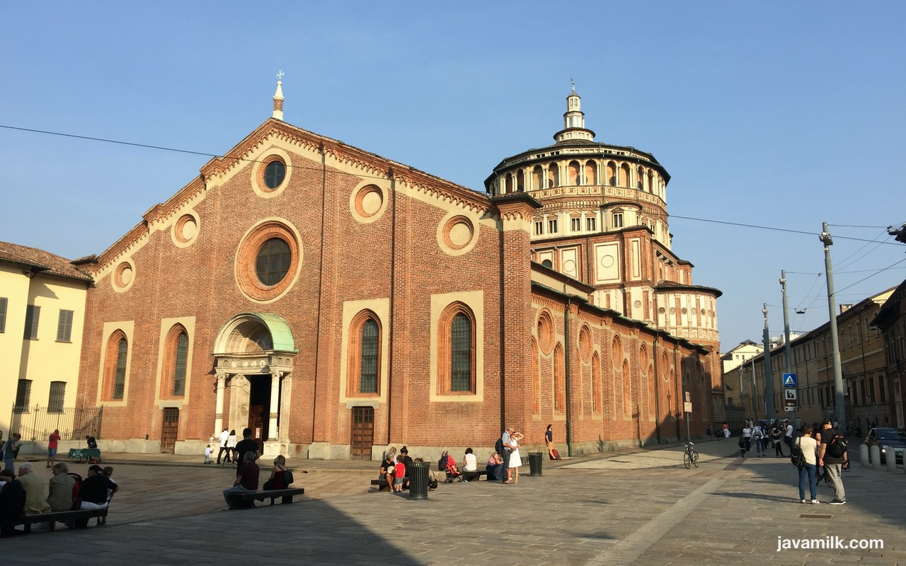 Gereja Santa Maria delle Grazie