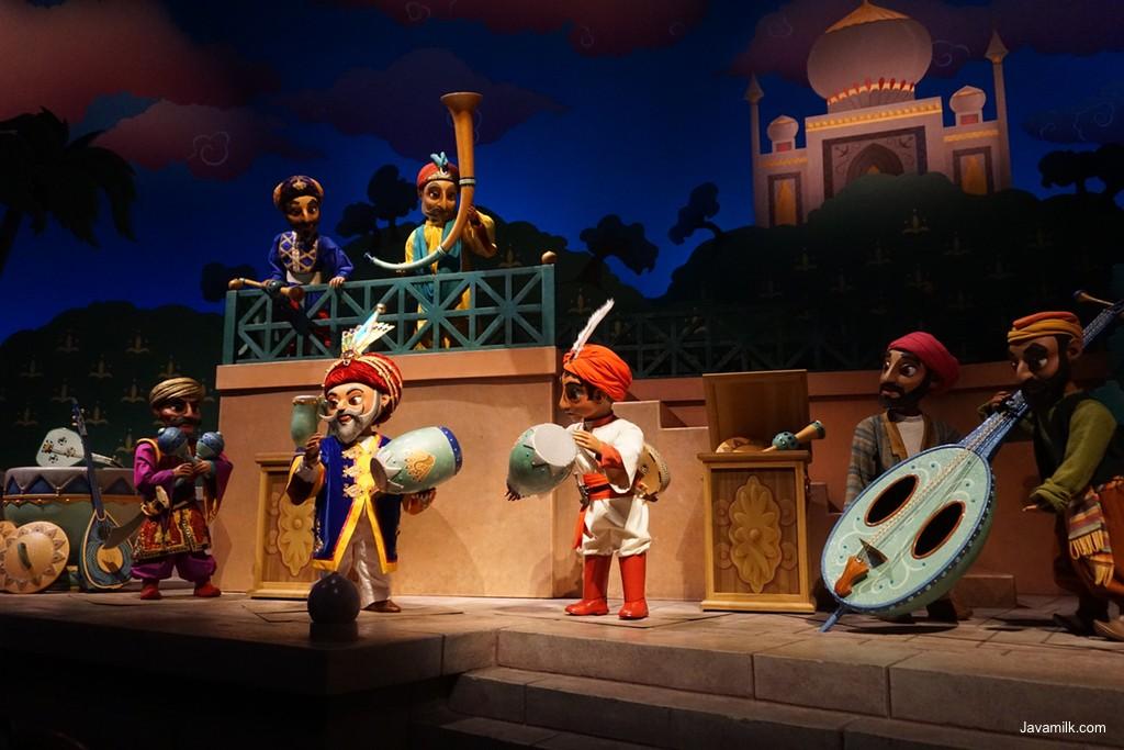 Sinbad Storybook Voyage