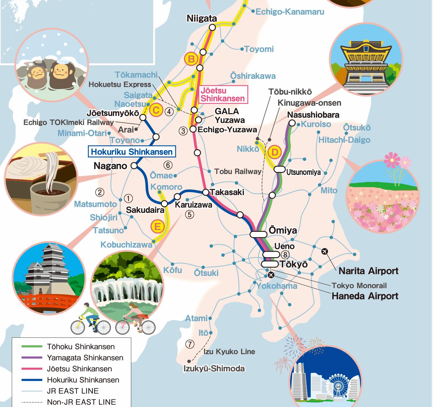JR East Niigata