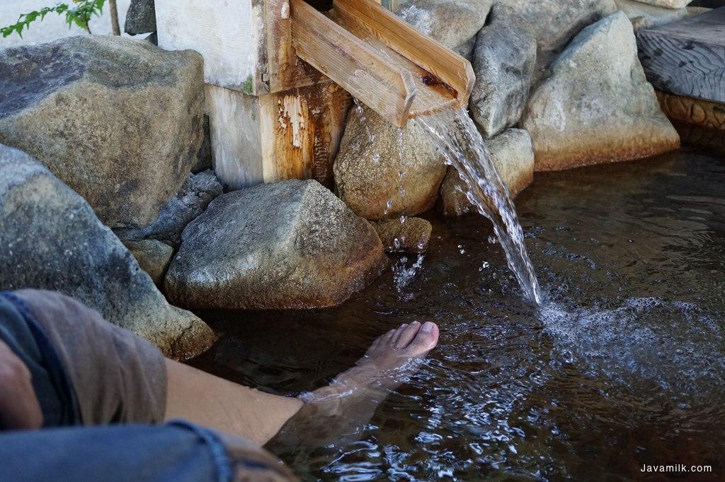 Hotspring Foot Bath