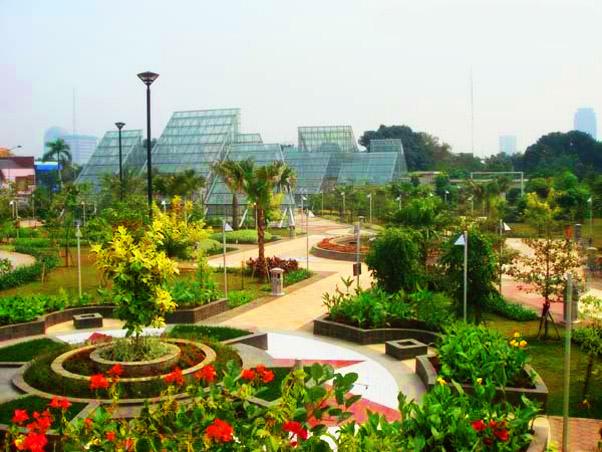 5 Best Parks in Jakarta
