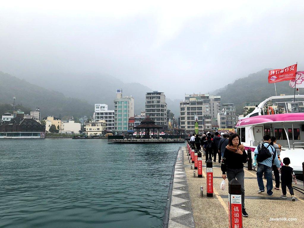 I Ta Thao Pier