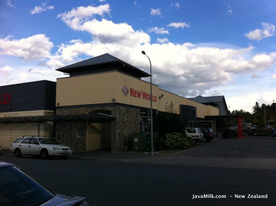 Wanaka New World Supermarket